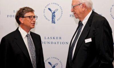 Muere el padre de Bill Gates, quien inspiró la filantropía de Bill y Melinda