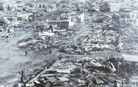 San Zenón, el huracán que arrasó Santo Domingo y le dio nombre de dictador