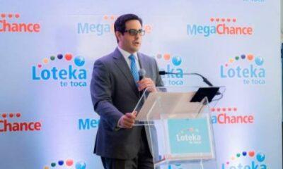 El Megachance de Loteka ahora con 500 millones de pesos