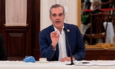 Luis Abinader solicita una prórroga del estado de emergencia