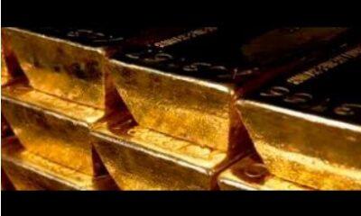 Exportaciones de oro y plata superan los US$1,083.53 MM
