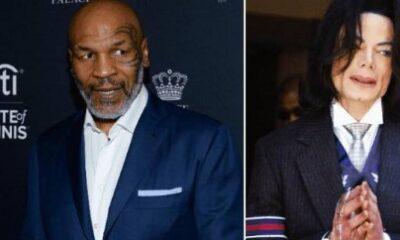 """Mike Tyson y su ira contra Michael Jackson """"Golpeó mi ego, lo rompió y lo he odiado"""""""