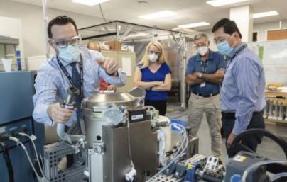 NASA probará primer inodoro espacial de 23 millones de dólares