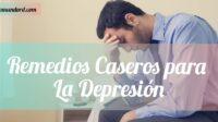 Remedios Caseros para la Depresión