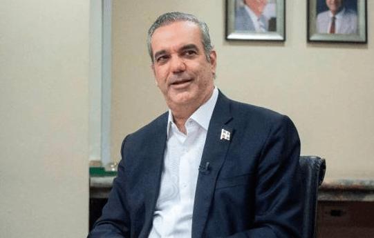 Luis Abinader su primer viaje del presidente al exterior