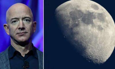 Jeff Bezos afirma que su empresa espacial enviará a la primera mujer hacia la luna