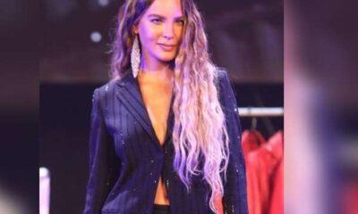 El sexy baile de Belinda que incendió Instagram