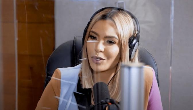 """Sandra Berrocal sale de """"Sin filtro radio show"""""""