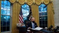 Joe Biden aprueba 17 medidas en su primer día en la Casa Blanca