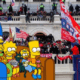 Los Simpson predijeron el asalto al Capitolio de EE UU que terminó en tragedia