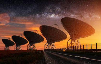 Detectan una señal de radio en el espacio ¿Hay alguien ahí?