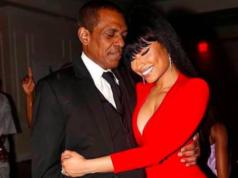 Nicki Minaj su padre muere atropellado por conductor fugitivo