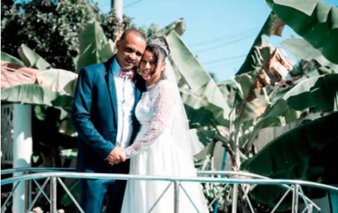 Policía Nacional mato a tiros pareja de esposos regresaban de una actividad religiosa.