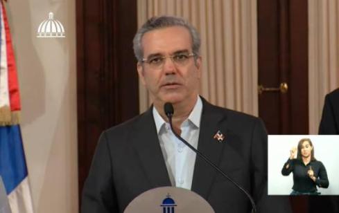 """Luis Abinader: """"En este Gobierno la vida humana es sagrada"""""""