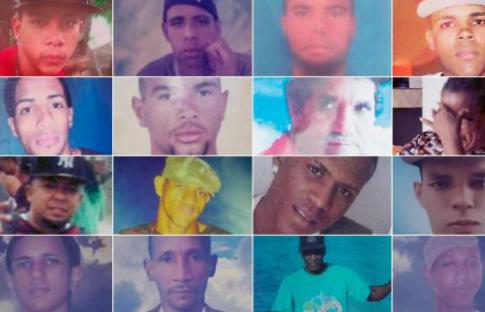 Las historias de 33 que también fueron muertos por la policía