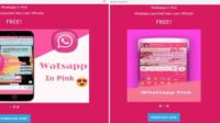 WhatsApp Rosa, cuidado con el piratas Informáticos pueden hackear tu teléfono