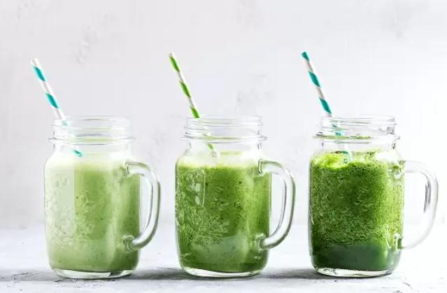 3 Jugos verdes para diabéticos