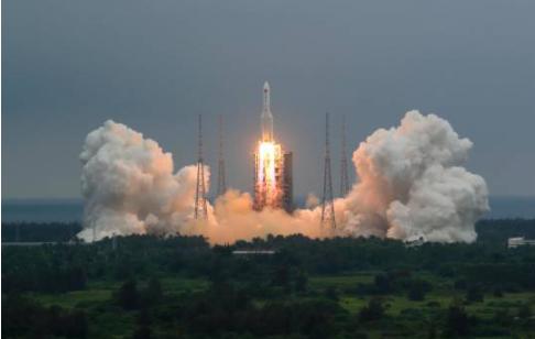 Cohete chino caería a la Tierra en próximos días