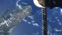 """República Dominicana es """"el paraíso en la Tierra"""" a dice el Astronauta ruso desde el espacio"""